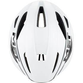 MET Strale Casco, white/black